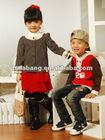 High quality korean style girls skirt for Autumn