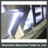face stainless acrylic LED letter
