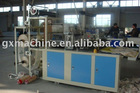 2 layers garbage bag bottom sealing bag making machine