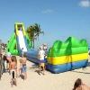 50m inflatable giant slide B4039
