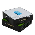USB3.0 Super Speed and Multi-functional 6-in-1 Card Reader