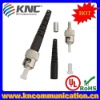 FC,SC,LC,ST field assembly optical connector