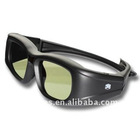 3D glasses/3D TV glasses/3D active shutter universal glasses