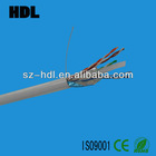 UTP/FTP/SFTP cat6 cable shenzhen factory