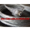 XLYIEEE008 Fire wire/water-proof 1394 cable M-F/data cable