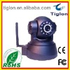 10 LED Lights PAN TWO WAY WIFI CAMERA with internet PTZ wireless IP CAMERA