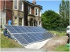 Adjustable solar panel pv mounting systems for tile roof