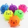 flashing yoyo puffer balls.animal shaped puffer ball