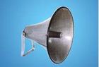 Horn speaker and tweeter
