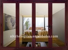 interior swing door aluminum