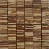zebra mildew bamboo tile