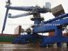 mobile ship unloader