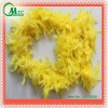Fashion nature dyeing feather trimming for garment - FE12006