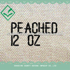 Hot sell peached duck fabric for wholesale