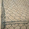 hot-dipped galvanized welded gabion wire mesh for security