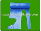 LDPE/HDPE disposable plastic aprons
