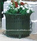 Garden Metal Flower Pot