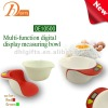 Digital Mixing Bowl electronic kitchen scale