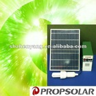 solar lighting system for home use