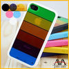 rainbow case for iphone 5 tpu case