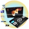 New Arrival 15.4 Inch LCD Portable DVD Player