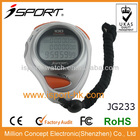 EL Backlight Sports Timer Professhional Waterproof Large Digital Antique Best Coaches Stopwatch