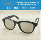 hot sale radiation glasses for 3d movie 3d theater theme park