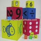 foam dice for kids
