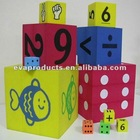 foam dice for kids