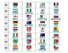 World Cup National Flag