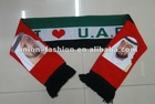 UAE Soccer Fan Scarf