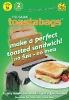 Reusable toaster bag,TPFE material