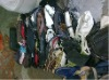 used bag mixed for ladies,men and children, fashional design second hand bags