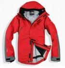 Men's winter outdoor wear parka jacket coats