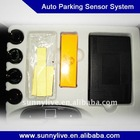 LED Auto Parking Sensor System - 4 Sensor - Black 3