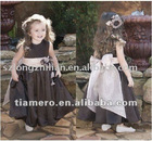 2012 Flower Girl Dress Patterns TB-018