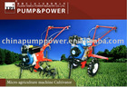 Micro Cultivator powered by diesel engine