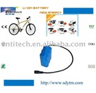 Mountain bike LED light 7.4V Li ion battery pack