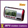 MP930 Electronic Alarm Clock Hidden HD Mini Camera