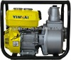 YK-WP30K 12v gasoline engine water pump 2hp