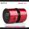 Fashion portable Stereo MP3 Speaker for iPod