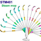 STM401 Professional Home Electric Steam Mop white