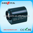 6-60mm Motorized Iris Zoom Lens