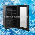 48L/18bottles beer cooler with shelves
