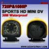 720P HD Waterproof IR Sports DVR camera(EW-DV320)