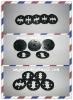 auto rubber filter cover