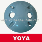 Waterproof Aluminum Round Cover With Gaskets(lighting accessory)