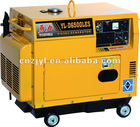 5KW soundproof power diesel generator with kama engine