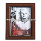 Eco-friendly popular photo frame, picture frame