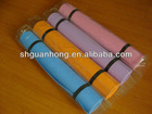 Dustproof XPE mat for sports and outdoor